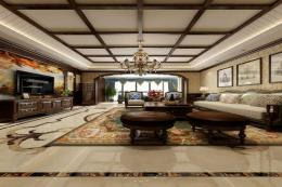 美式客厅系列 效果展示