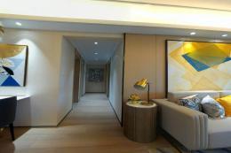金辉-优步花园高层三房两厅两卫 样板间VR 720全景