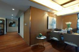 金辉-优步花园高层四房两厅两卫样板房 VR 720全景